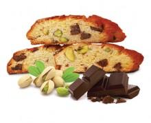 Cioccolato nero e Pistacchio